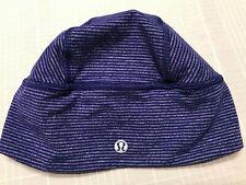 Lululemon stretch TOQUE running cap