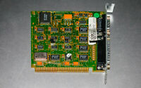 VINTAGE Philips COM LPT port controller card IBM PC XT ISA 8-bit 5107 265 261