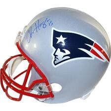 Chris Hogan Signed New England Patriots Replica Full Size Helmet