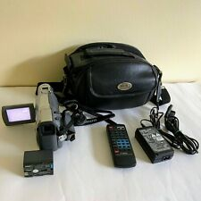 Canon ZR65 ZR65 MC Camcorder Battery + Charger + Remote + Extra Battery Pack