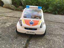 Playmobil Notarzt-Auto Einsatzwagen mit Figur
