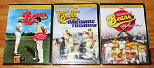 The Bad News Bears Go to Japan (DVD 2002) In Breaking Training & Go To Japan NEW