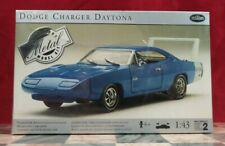 Testors 1:43 Dodge Charger Daytona Metal Body Model Kit