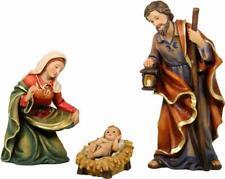 Krippenfiguren Krippen Heilige Familie Größe ca.19,5cm