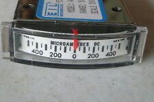 New EIL Microamp Meter, Model AA/111(H), 500 to 0 to 500 uadc
