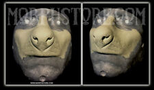 Halloween Foam latex Skunk Nose Face Brows Mask lot.