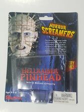 Horror Screamers Hellraiser Pinhead Movie Sound Effects NOS