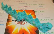Bakugan Pythantus Green Ventus New Vestroia Trap & cards