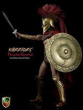 1:6 scale ACI Toys 019 Warriors THRACIAN GENERAL Sparta 300 BOX DAMAGE