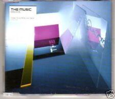 (E272) The Music, Breakin' - new CD