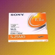 "Sony EDM-1300C, 5,25"" MO Disk 1,3 GB, Data Cartridge Datenkassette, NEU & OVP"
