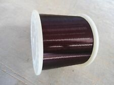 AWG 42 PLAIN ENAMEL Copper Magnet Wire / Weight 5.85lbs