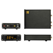 TOPPING D10 HiFi USB DAC Audio Amplifier Amp XMOS XU208 ES9018KAM OPA2134 F2R2