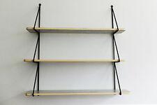 Original Vintage metal shelves Tomado style mid-century formica
