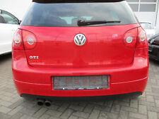 Stoßstange hinten VW Golf 5 GTI TORNADOROT LY3D Stoßfänger rot