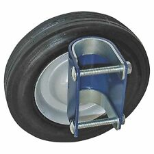 Speeco S16100600 Gate Wheel, For Use With 1-5/8 - 2 in Od Round Tube Gates, 8 in