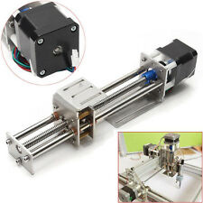 Z Axis 150MM Slide 3 Axis DIY Milling Linear Motion CNC Engraving Machine
