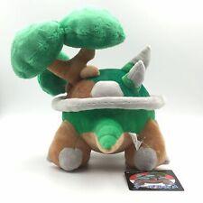 Pokemon Center Torterra Soft Plush Stuffed Animal Toy Doll - 12 Inch