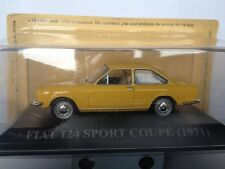 1:43 Seat 124 Sport Coupe 1971