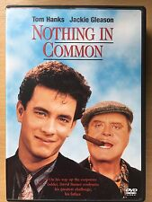 Tom Hanks Jackie Gleason NOTHING IN COMMON ~ 1986 Father & Son Comedy US R1 DVD