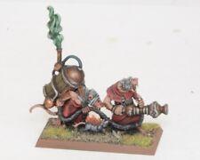 Warhammer Fantasy Battle Island of Blood Skaven Warpfire Thrower Painted Well