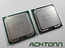 2X Intel 2180 2.00 GHz Dual-Core CPU Processors Socket LGA775  ACKTONN