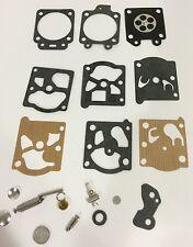 Carb Kit for Walbro WT628 WT629 WT632 WT637 Carburetor Repair Rebuild Needle New