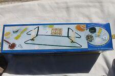 Bead Loom Kit Make Belts,Headbands.Family Fun,Bead Weaving Loom New