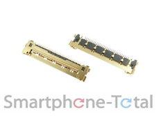 iPad 2 FPC Display LCD Stecker Anschluss Kontakt Connector Pins