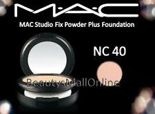 MAC STUDIO FIX POWDER PLUS FOUNDATION 15gr / 0.52 Oz - NC 40 NEW IN BOX