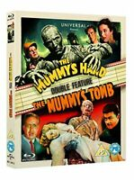 The Mummy's Hand / The Mummy's Tomb (BD) [Blu-ray] [2017] [DVD][Region 2]