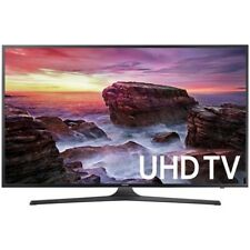 "Samsung UN40MU6290FXZA Flat 39.9"" LED 4K UHD 6 Series Smart TV (2017 Model)"
