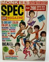 Spec 16 Magazine Fall 1967 The Beatles Jim Morrison Doors Monkees 20-258DAK