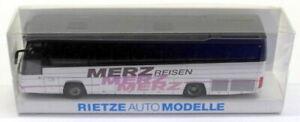 RietzeAutoModelle HO Gauge 1/87 Scale 60089 - Volvo B12 Coach - Merz