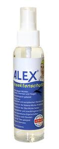 ALEX Insektenschutz - Das Anti Insektenschutzmittel gegen Mücken Zecken Bremsen