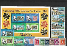 495206 / Afrika Lot ** MNH Hill Flugzeg
