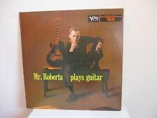 AUDIOPHILE JAPANESE IMPORT; HOWARD ROBERTS: MR. ROBERTS PLAYS GUITAR MINT-