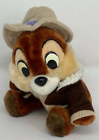 Disney's Chip N Dale Plush Toy Chip Disneyland Walt Rescue Ranger Vintage