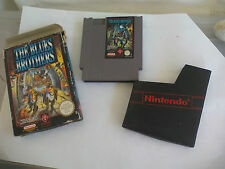 The blues Brothers. Juego + caja. Para Nintendo Nes. Pal B. España