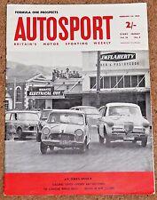 Autosport 23/2/62* F1 PROSPECTS - HILLCLIMB REVIEW - CANADIAN WINTER RALLY