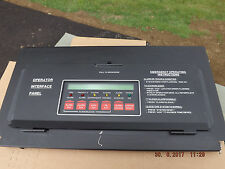 SIMPLEX 4100-8001 ANNUNCIATOR DISPLAY PANEL 841-731 and **THE ONLY ONE ON EBAY**