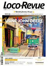 Loco-Revue N°887 - Usine John Deere (06/2021)