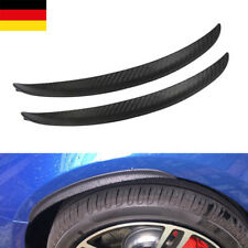 Von DE 2x 33 cm Radlauf Verbreiterung Kotflügel Schmutzfänger Universal