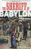 The Sheriff of Babylon Volume 1 TPB Vertigo Trade Paperback NM