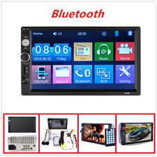 7 inch 2 din HD car radio MP5 player with digital touch screen.Bluetooth+FM/MP5