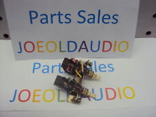 Harman Kardon Original 930 Push Button Switch. Tested. Parting Out 930 Receiver.