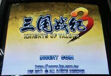 Knights of Valour 3 With PGM 2 Mother Board Jamma Arcade Game IGS