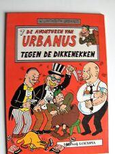 Urbanus nr 7  Uitgeverij Loempia