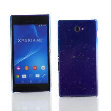 Étuis, housses et coques bleus Sony Xperia M pour téléphone mobile et assistant personnel (PDA)