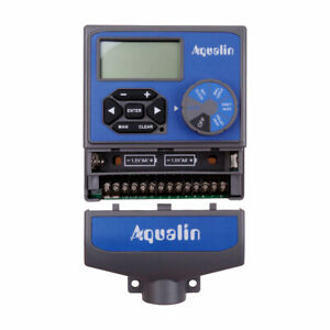 8 Stations Garden Automatic Irrigation DC 3V Input Controller Water Timer